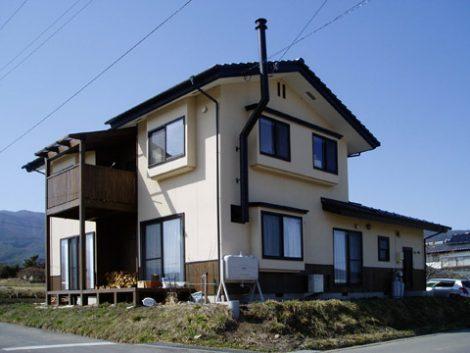辰野町 O邸